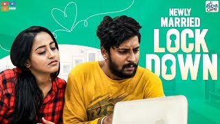 Newly Married Lock Down || Racha Gang || Tamada Media