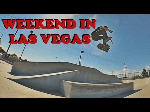 Weekend in Las Vegas with Amskater