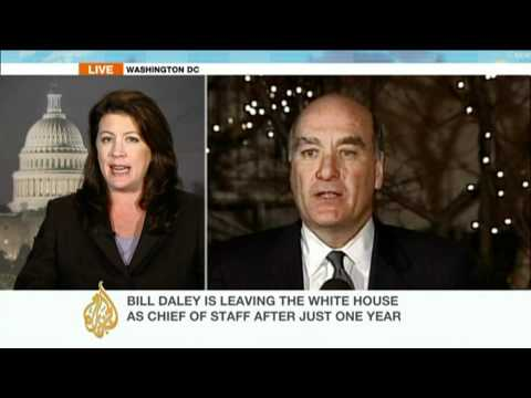 Patty Culhane on Bill Daley's resignation