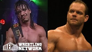 Stevie Ray - How Chris Benoit Was Outside the Ring & Almost Fighting Eddie Guerrero
