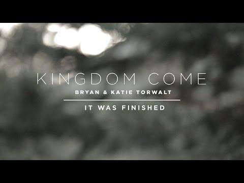 It Was Finished (Lyric Video) - Bryan & Katie Torwalt - Jesus Culture Music
