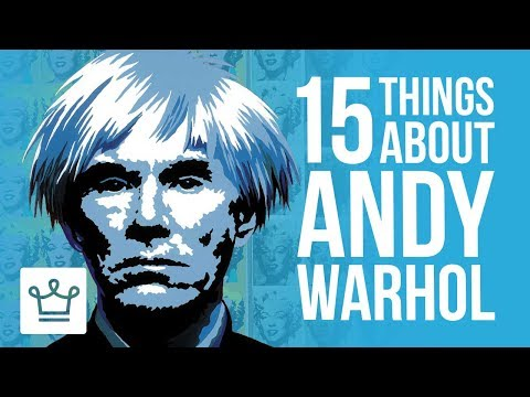 15 Things You Didn't Know About Andy Warhol