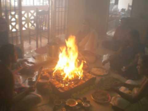 Sri Maha Ganapathi Moola Mantra Homam, Ganesh Chaturthi, Chennai video