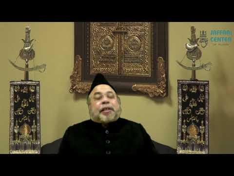 3rd #Muharram - Maulana Sadiq Hasan Majlis 2020/1442