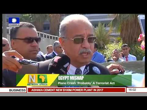 Network Africa: Egypt Plane Crash Probably A Terrorist Act