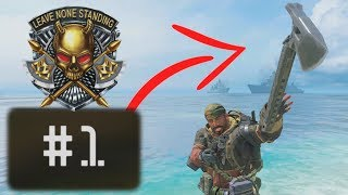 COD BO4 Blackout - The Tomahawk Final Kill