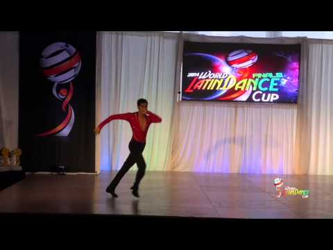 VIMAL PRADEEP, INDIA, MALE SOLOIST, FINAL ROUND, WLDC 2014