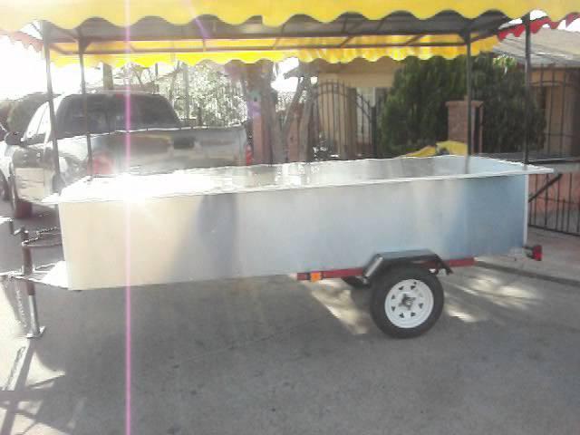 CARRITO DE POLLOS ASADOS Food Truck.  carretasparacomida.com