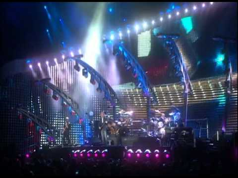 Genesis When In Rome 2007 - Firth of Fifth Guitar Solo