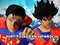 Goku vs. Superman - Epic Rap Battles of History - Subtitulado en español