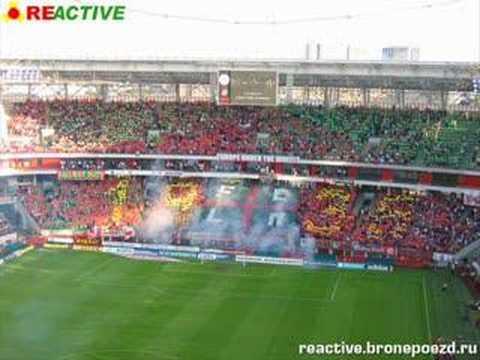 Lokomotiv Moscow Fans Lokomotiv Moscow Локомотив