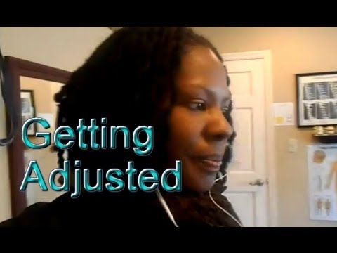 Getting Adjusted | CanadianQueen76 Vlog | January 21, 2014