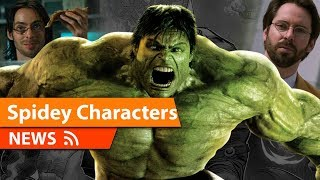 Hulk & Spider-Man Character CONFIRMED as same Person