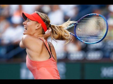 2015 BNP Paribas Open Day 4 WTA Highlights