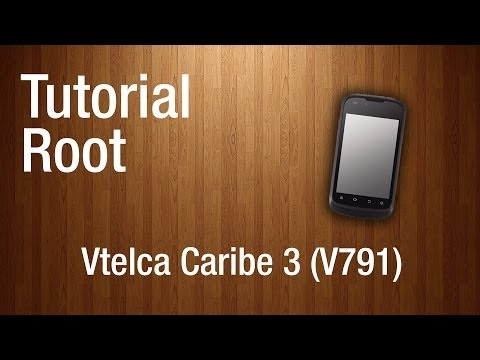 Tutorial: Root - Vtelca Caribe 3 (V791)