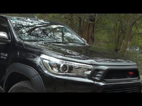 2018 Toyota Hilux TRD Review and Specification