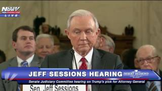 WOW: Protesters Scream During Jeff Sessions Senate Hearing