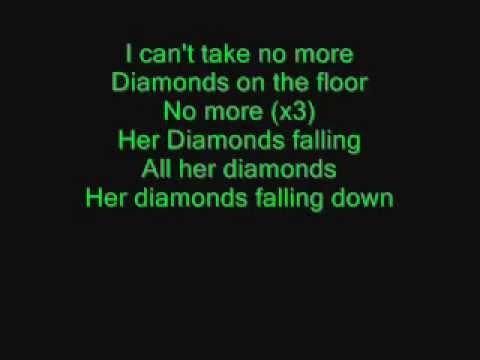 Her Diamonds by Rob Thomas with lyrics