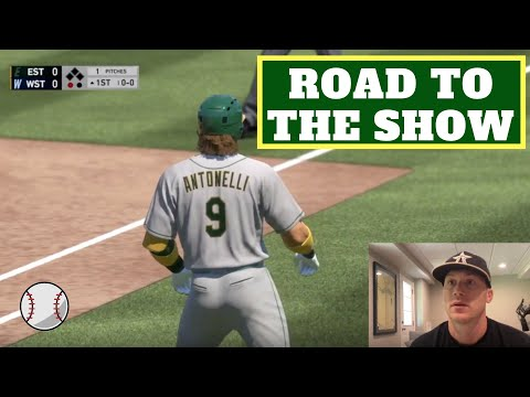 MLB Road To The Show Showcase Games