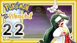 EXORZISTEN IM POKEMON-TURM #22 Pokémon Let's Go Pikachu