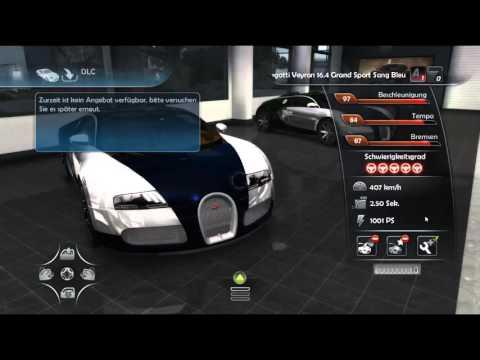 TDU 2 - Glitch: Wie bekomme ich alle DLC Autos für umme!