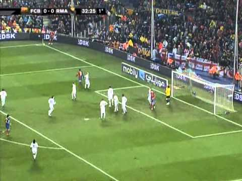 FC Barcelona Vs. Real Madrid C.F. (13/12/2008) Full Match