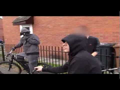 Manchester Riot Chavs Interviewed! - reasons why they rioted