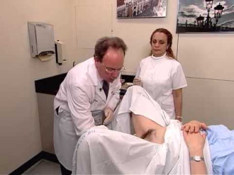 Pelvic exam video harvard