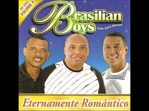 CD completo  - Brasilian Boys - Vol 4