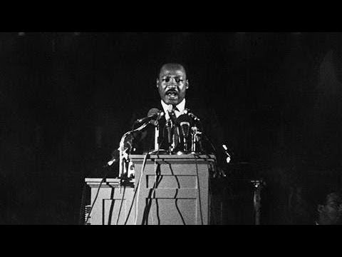 The Untold Story Behind Martin Luther King Jr.'s Final Speech