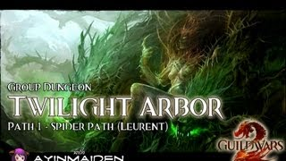 Group Dungeon – Twilight Arbor (Path 1)