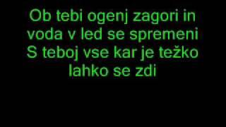 Game Over - Ob tebi + Lyrics