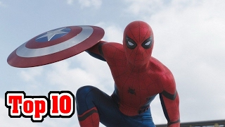Top 10 MOST Successful SUPERHERO Movies