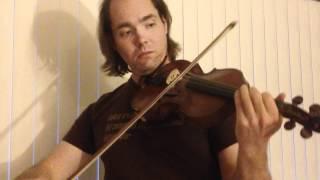 Angry Birds Theme Song - Violin