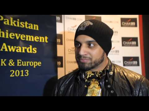 Moments of Imran Khan Singer at Chak89 Interview