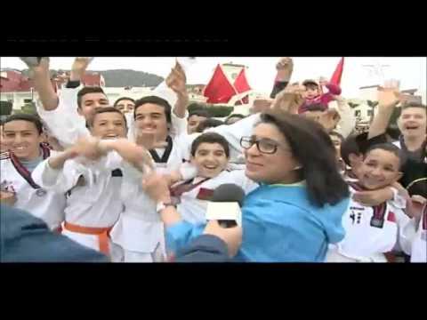 تقرير القناة الأولى حول اليوم العالمي للرياضة بمدينة وزان