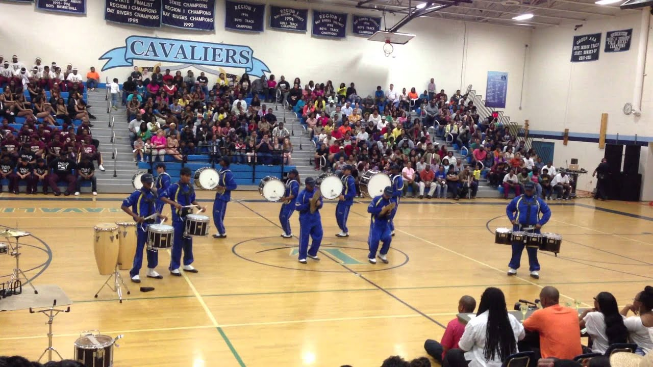 Phoebus High School Basketball Phoebus High School Drumline