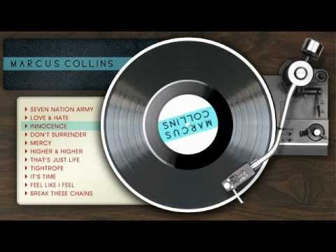 Marcus Collins - Album Sampler