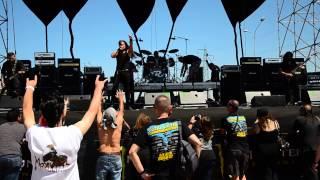 Symbolyc - Ad Litora Inferni (Live @ TOTAL METAL FESTIVAL 2014, 20/07/14)