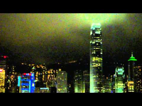 Hongkong daily Laser- and Lightshow  HD