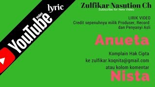 Download Lagu Anueta-Nista (LIRIK) Gratis STAFABAND