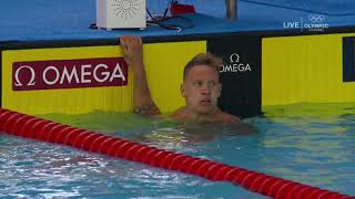 Michael Andrew Wins Close Race In 50m Freestyle | Summer Champions Series