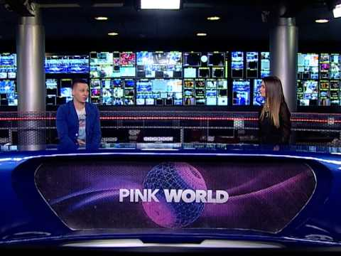 Dule  Lusin    Pink World  28.04.2014 video