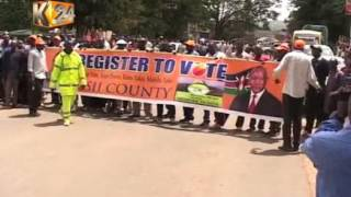 Politics and Power : Jubilee, Opposition in race to register as many voters in ongoing exercise