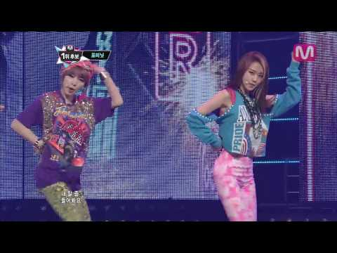 포미닛_이름이 뭐예요? (What's Your Name? by 4minute@M COUNTDOWN 2013.5.16)