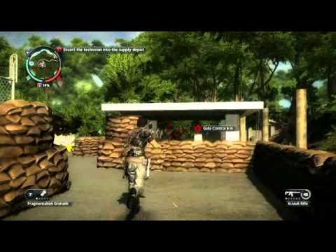 Fanb0y playing Just Cause 2