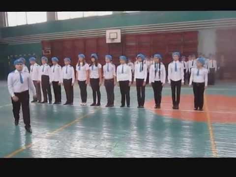 Фильм о классе 7-А сш № 3 Луганск 2013 г