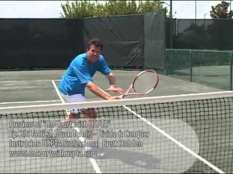 Tactical touch tennis