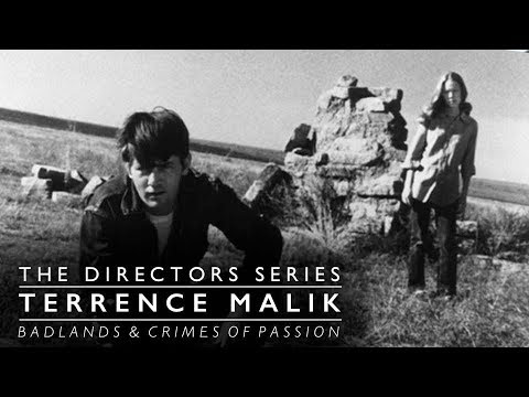 Terrence Malick: Badlands & Crimes Of Passion (The Directors Series)