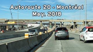 2018/05/20 - Autoroute 20 - Montreal, Quebec